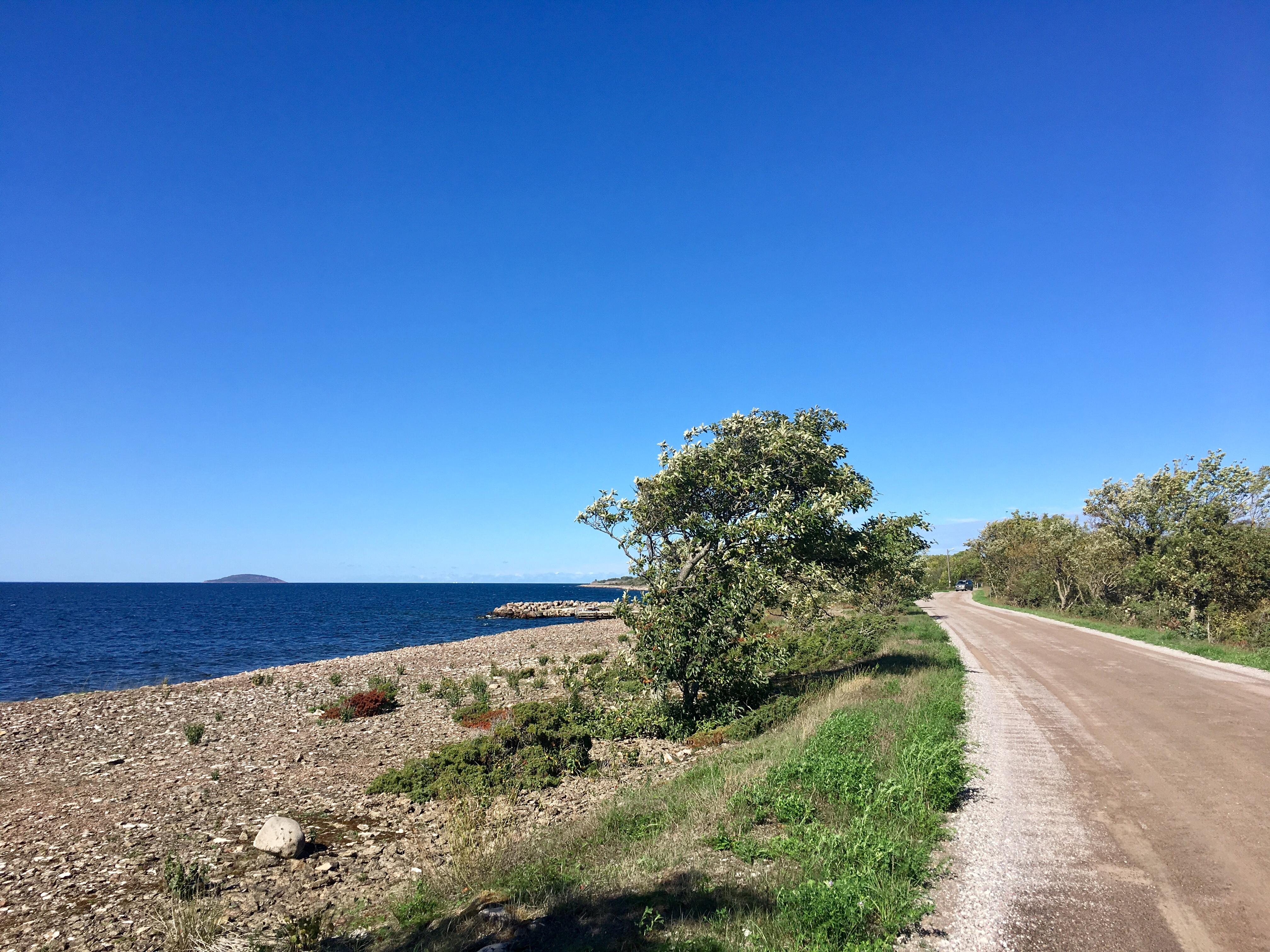 Küstenstraße von Öland