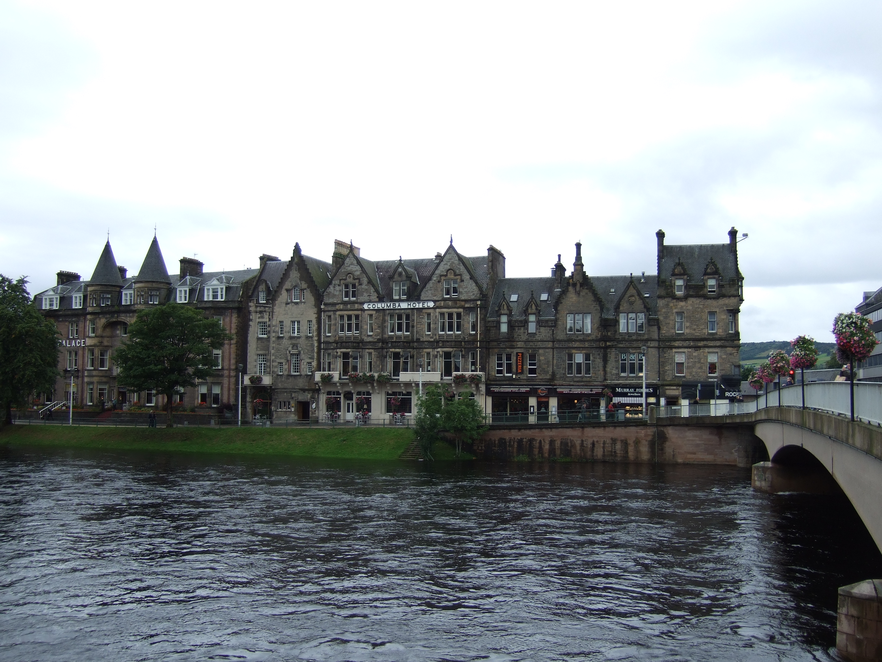 Inverness mit River Ness